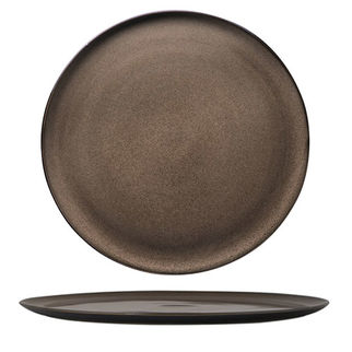 Picture of Pizza Plate 320mm Rustic Chestnut
