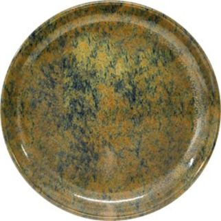 Picture of Artistica Round Plate Reactive Brown 190mm