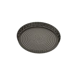 Picture of Perfect Crust Loose Base Quiche Pan 300x35mm