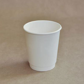 Picture of Pla Coated Double Wall Coffee Cups Sleeve 25