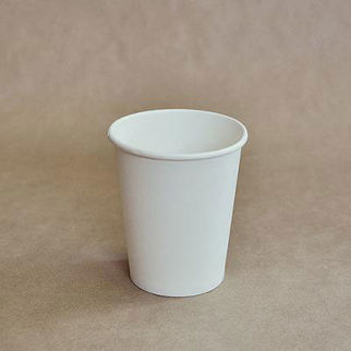 Picture of Pla Coated Single Wall Coffee Cups 8oz