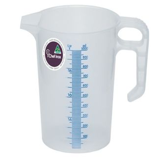 Picture of Blue Scale PP Thermo Measuring Jug 1.0L