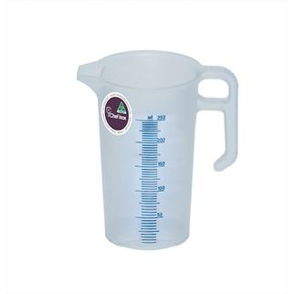 Picture of Blue Scale PP Thermo Measuring Jug 0.25L