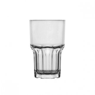 Picture of Polysafe Polycarbonate Tall Rocks 300ml Stackable