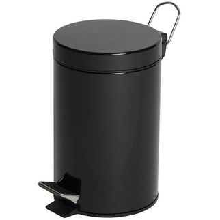 Picture of Powder Coated Pedal Bin 3 litre Black
