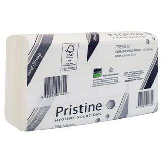 Picture of Pristine Premium Interleaved Hand Towel (ctn 21 packs)