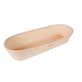 Picture of Proving Basket Large Oval 350x150x70mm