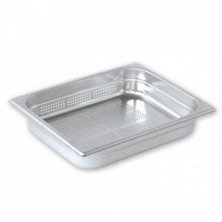 Picture of Pujadas Gastronorm Pan 1/2 Size Perforated 100mm