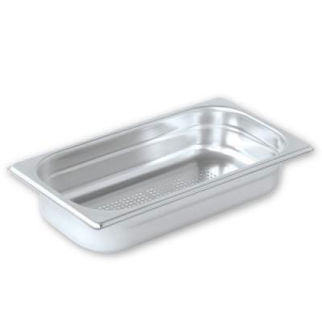 Picture of Pujadas Gastronorm Pan 1 3 Size Perforated 100mm
