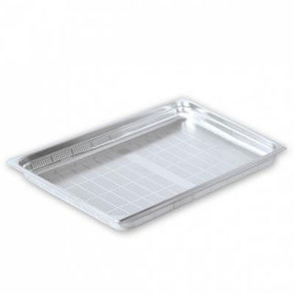 Picture of Pujadas Gastronorm Pan 2 1 Size Perforated 100mm