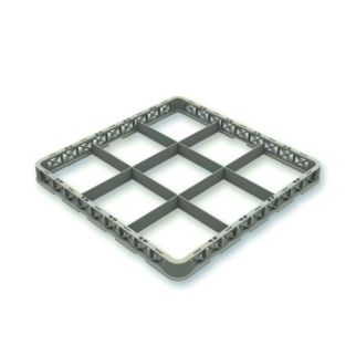 Picture of Pujadas Glass Rack Extender 9 Compartment 500 x 500mm