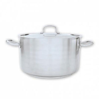 Picture of Pujadas Saucepot Stainless Steel With Cover 15.2L