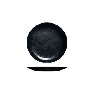 Picture of RAK Karbon Flat Coupe Plate 180mm Black