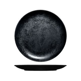 Picture of RAK Karbon Flat Coupe Plate 270mm Black
