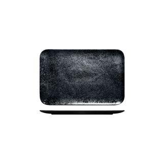 Picture of RAK Karbon Rectangular Platter 330 x 220mm Black