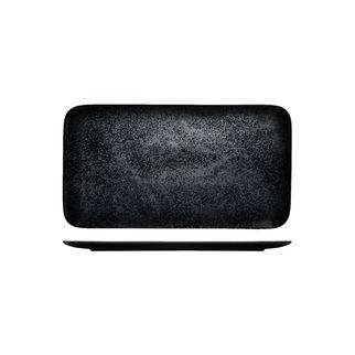Picture of RAK Karbon Rectangular Platter 380 x 210mm Black