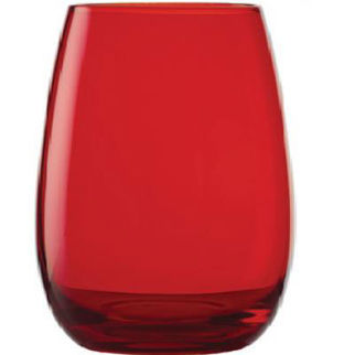 Picture of Stolzle Elements Tumbler Red 470ml