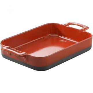 Picture of Revol Eclipse Rectangular Dish Red 1.7L