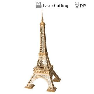 Picture of Robotime 3D Puzzle Eiffel Tower