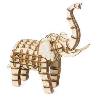 Picture of Robotime 3D Puzzle Elephant