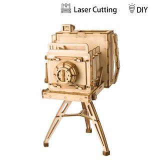 Picture of Robotime 3D Puzzle Vintage Camera