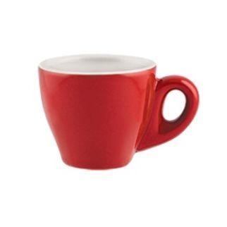 Picture of Rockingham Tulip Espresso Cup Red 85ml