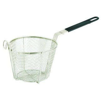 Picture of Round Chrome Plated Frying Basket 150mm 250mm