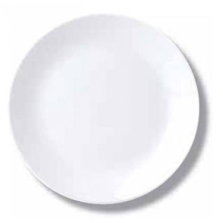 Picture of Round Coupe Plate 235mm Chelsea