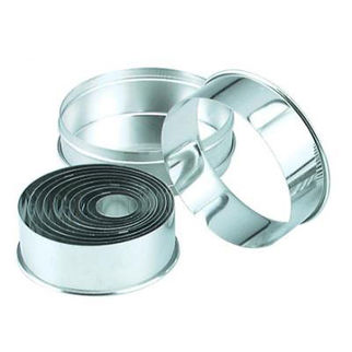 Picture of Round Plain Cutters 11pc 25-95mm