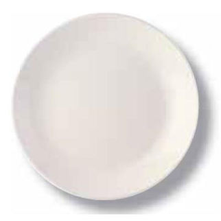 Picture of Round Plate 240mm Coupe Ascot (B0536)