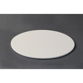 Picture of Royal Porcelain White Album Oval Plate Stackable Lid 285x180x15mm to fit TOM2452