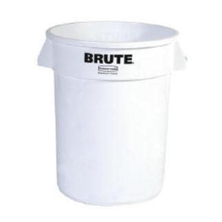 Picture of Rubbermaid Brute 37.9L Bin White