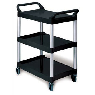 Picture of Rubbermaid Utility Cart 854mm Black