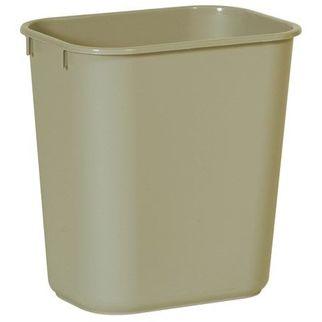 Picture of Rubbermaid Waste Basket 12 Litre Beige