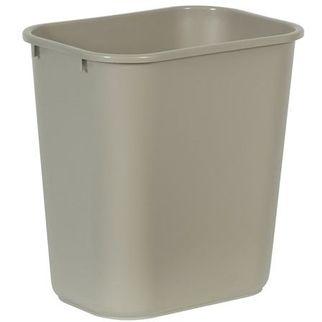 Picture of Rubbermaid Waste Basket 26 Litre Beige