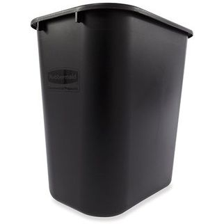 Picture of Rubbermaid Waste Basket 26 Litre Black