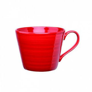 Picture of Rustics Snug Mugs Art De Cuisine Red