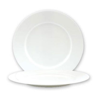 Picture of Ryner Bone China Round Plate With Fine Edge 210mm