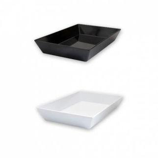 Picture of Ryner Melamine Deep Dish 450x300x70mm  black
