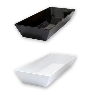 Picture of Ryner Melamine Deep Dish 500x200x70mm  white
