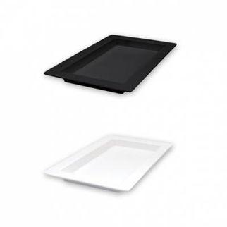Picture of Ryner Melamine Deep Platter 500x310x40mm  black