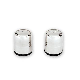 Picture of Salt And Pepper Set Stainless Steel Mini Jumbo 50mm