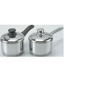 Picture of Saucepan W Lid Bakelite Stainless Steel Hdl Club   2500ml