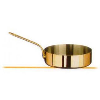 Picture of Saute Pan 2 Ply Copper 240x70mm 3lt Series 5200 Pader