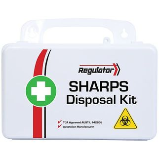 Picture of Sharps Disposable Kit
