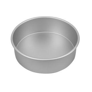 Picture of Silver Anodised Round Cake Pan 225x75mm