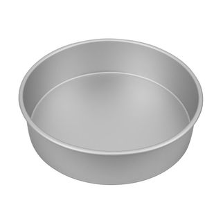 Picture of Silver Anodised Round Cake Pan 275x75mm