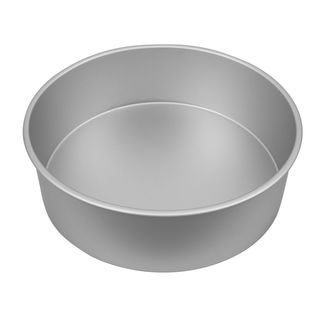 Picture of Silver Anodised Round Deep Pan 305x100mm
