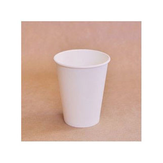 Picture of Single Wall Plain Cup 8oz 80x58x90mm