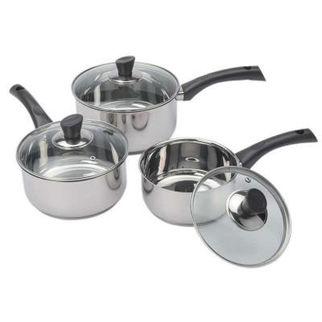 Picture of Soho 3 Piece Cookset
